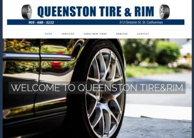 Queenston Tire & Rim