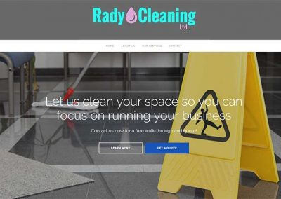 Rady Cleaning Ltd