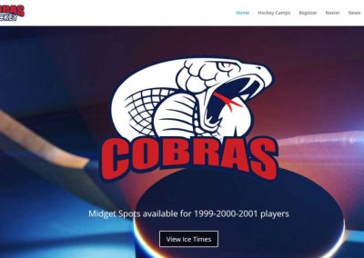 London Cobras Hockey