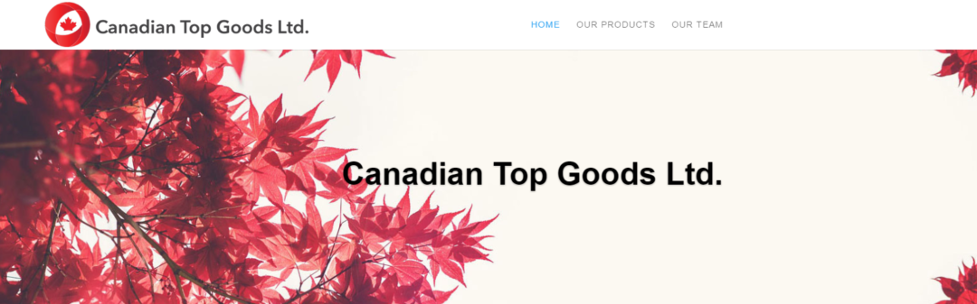 Canadian Top Goods Inc.