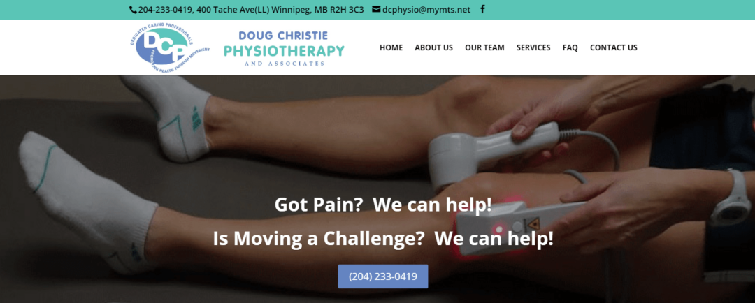 Doug Christie Physiotherapy