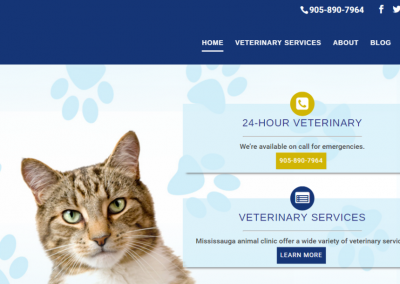 Eglinton Hwy 10 – Veterinary Clinic