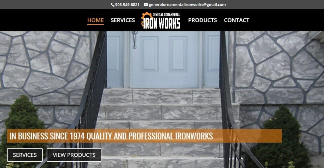 General Ornamental Iron Works