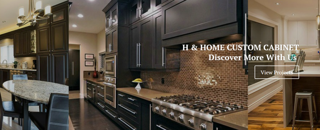H & Home Cabinet