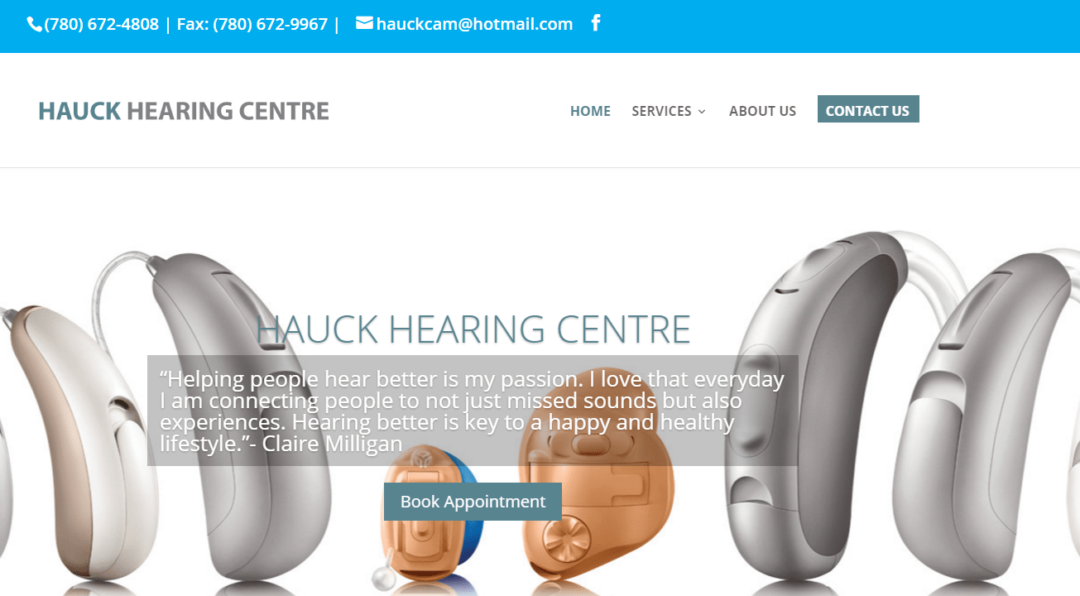Hauck Hearing Centre