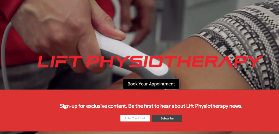 Lift Physiotherapy