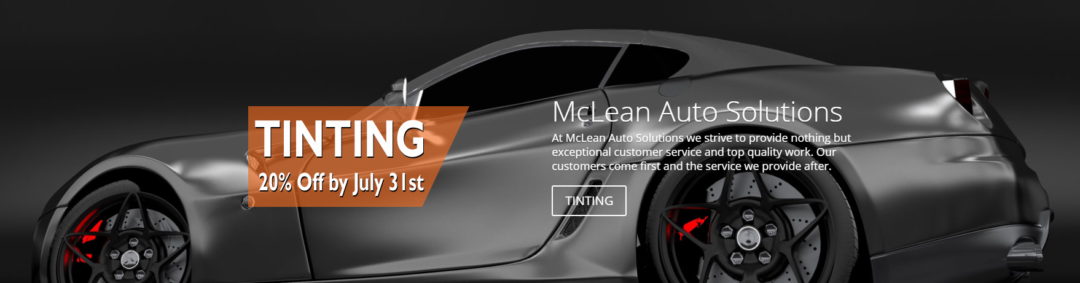 Mclean Auto Solutions