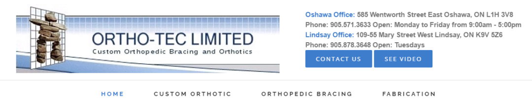 Ortho-Tec Limited