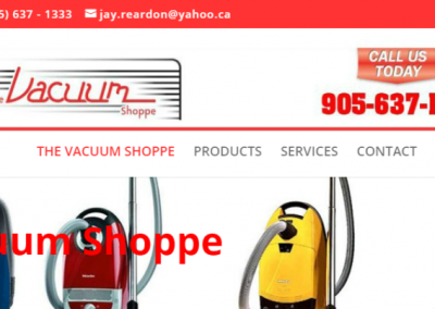 The Vacuum Shoppe