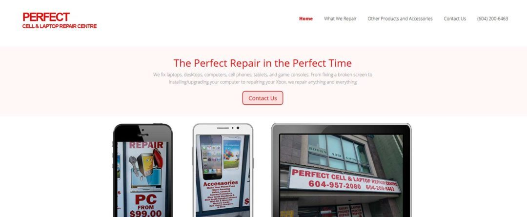 Perfect Cell & Laptop Repair