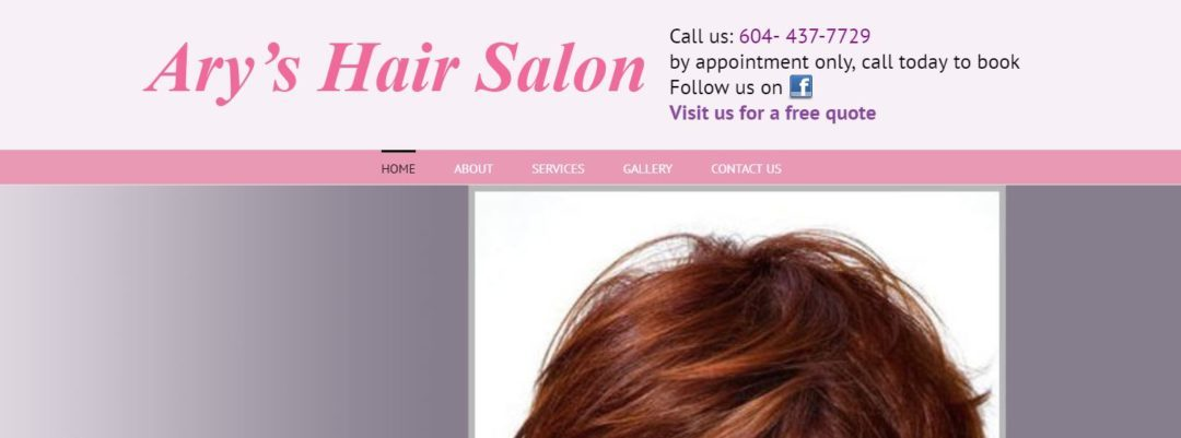 Ary's Hair Salon
